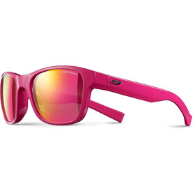 Julbo Reach L Spectron 3CF Sunglasses 10-15Y Kinder shiny pink-multilayer pink